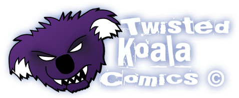Twisted Koala Comics
